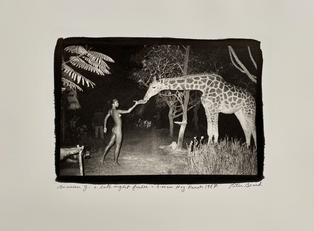 , 'Maureen Gallagher and Late Night Feeder, Hog ranch, 1987 ,' 1987, Michael Hoppen Gallery