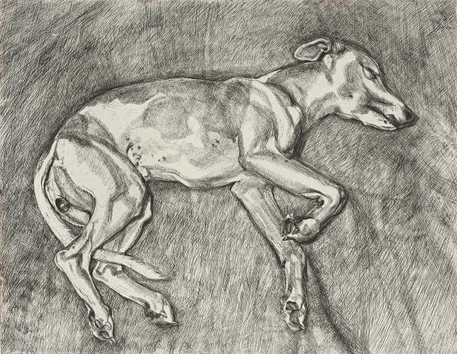 Lucian Freud, 'Eli', 2002, Print, Etching, ARCHEUS/POST-MODERN Gallery Auction