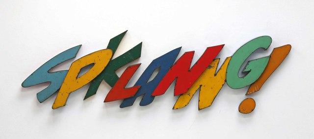 , 'SPKLANNG!,' 2017, Caldwell Snyder Gallery