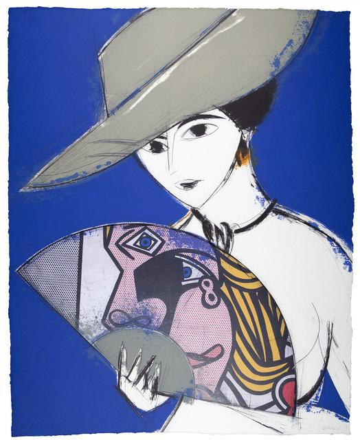 ", '""Pamela III"",' 2013, Atrium Gallery"