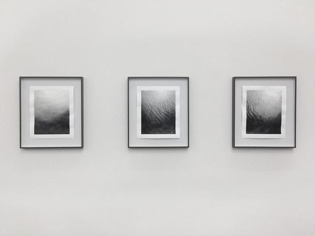 , 'Sky I, II, III,' 2017, carlier | gebauer