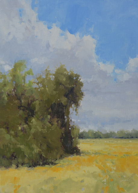 , 'Approaching Rain,' , Davis Gallery & Framing