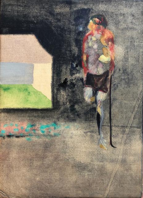 , 'Backgreen Iron,' 2018, Tatha Gallery