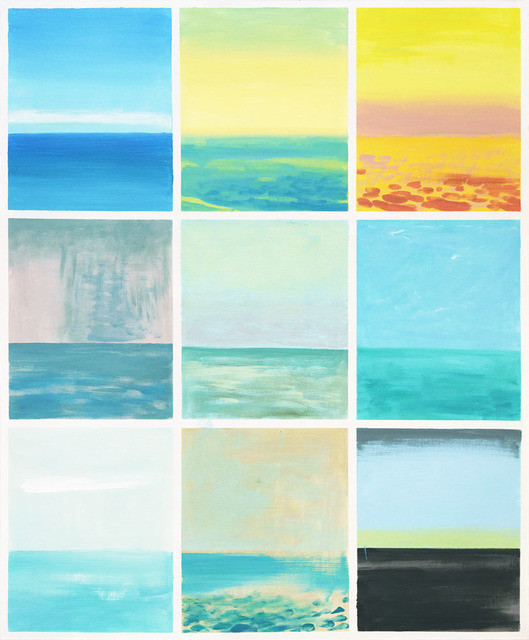 , 'Nine seas,' 2017, Gallery 21