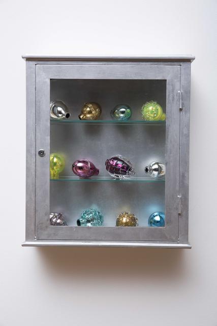 , 'Natura morta (medical cabinet),' 2012, Fundación Proa