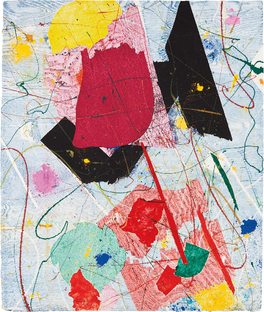 Sam Francis, 'Untitled', 1984, Upsilon Gallery