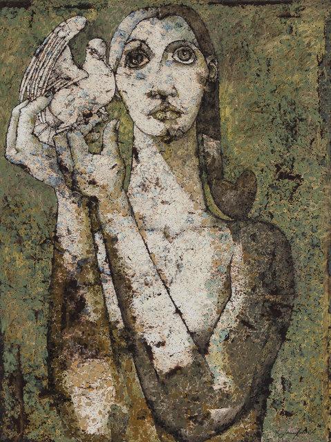 , 'Envoy,' 2015, Albemarle Gallery | Pontone Gallery
