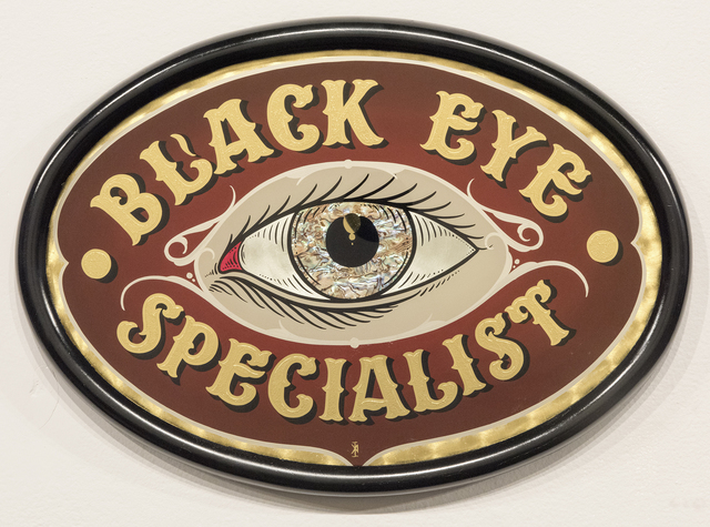 , 'Always Bet on Black ,' 2015, ANNO DOMINI