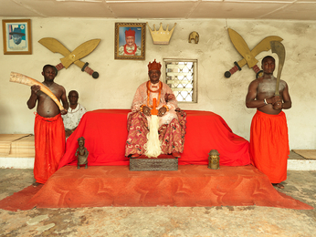 HRM OHARISI III, OVIE OF UGHELLI (from the Monarch series)