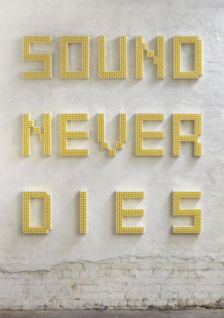 , 'Sound Never Dies,' , LMNO