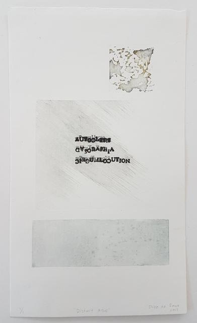 , 'Distort ADC,' 2017, David Krut Projects