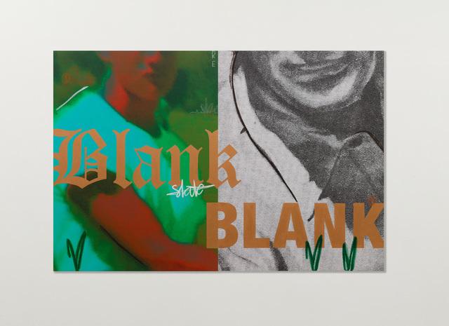 Gabriella Sanchez, 'Blank Slate', 2019, Charlie James Gallery