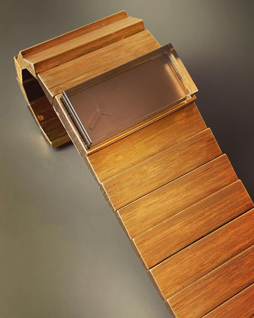 , ''Elegance' Watch,' 1970, Grima
