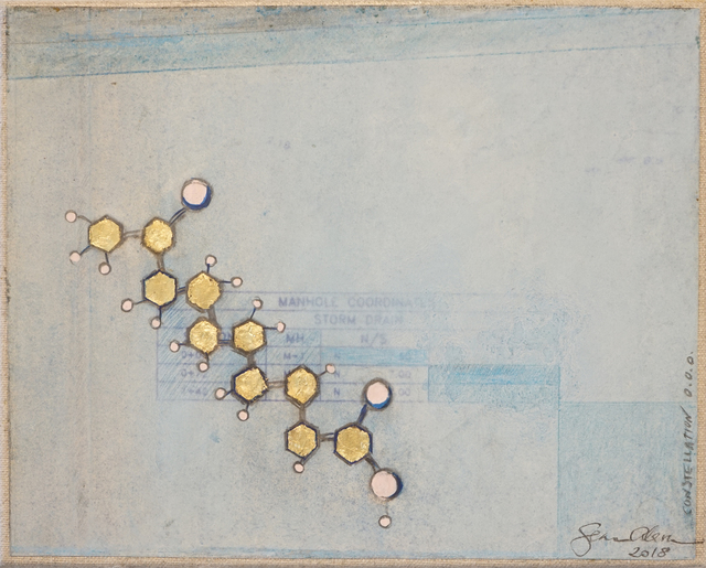 , 'constellation 000,' 2018, Maus Contemporary