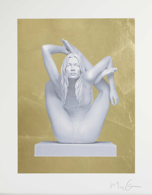 Marc Quinn, 'Sphinx (gold)', 2012, Manifold Editions