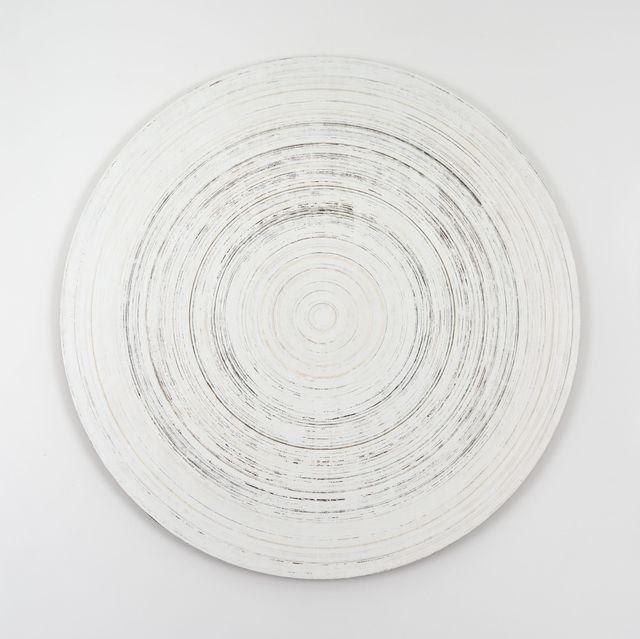 """, '""""Der zweite Schatten der Platte mit dem roten Rädchen"""",' 2017, Almine Rech Gallery"""