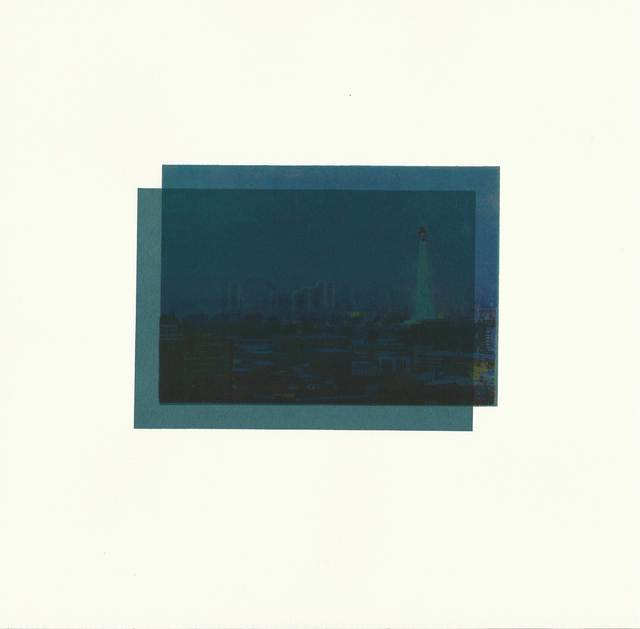 John Monteith, 'Nocturne Pyongyang 1', 2016, Galerie Wenger