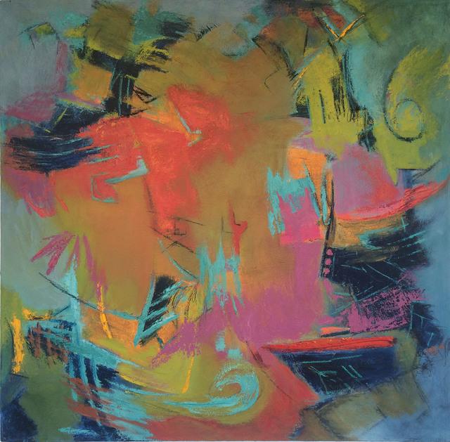 Sherry Giryotas, 'SCARLET RUNNERS', 2013, Judy Ferrara Gallery