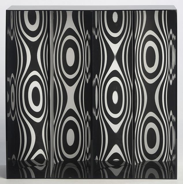, 'Ondes par Déplacement du Spectateur,' 1965-2012, RGR+ART
