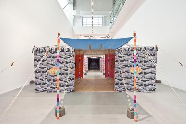 , 'Museum Tent,' 2013, MASS MoCA