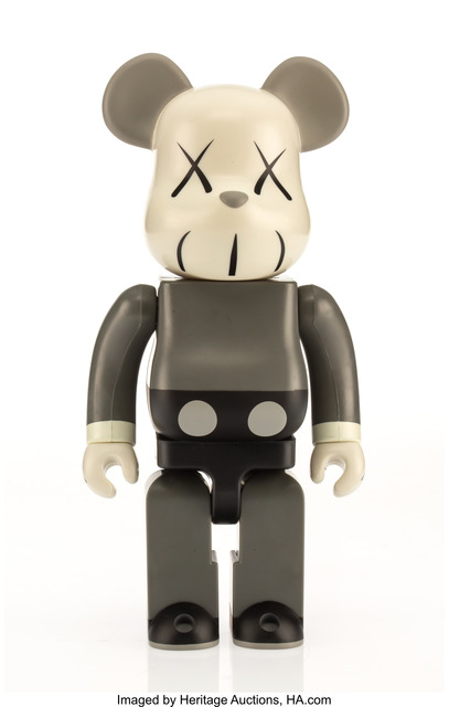 KAWS, 'Companion 400%', 2002, Heritage Auctions