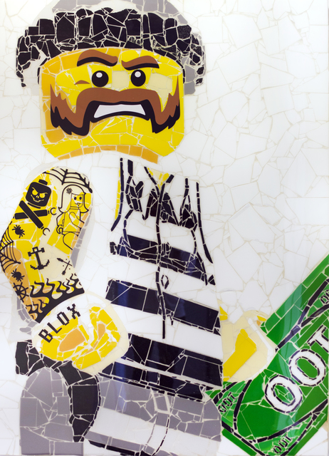 , 'Lego Man,' 2014, HG Contemporary