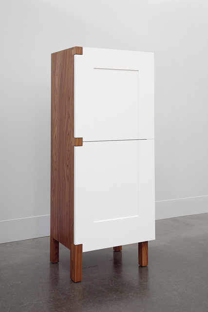 , 'A One Door Two Door Cabinet,' 2014, Lora Reynolds Gallery
