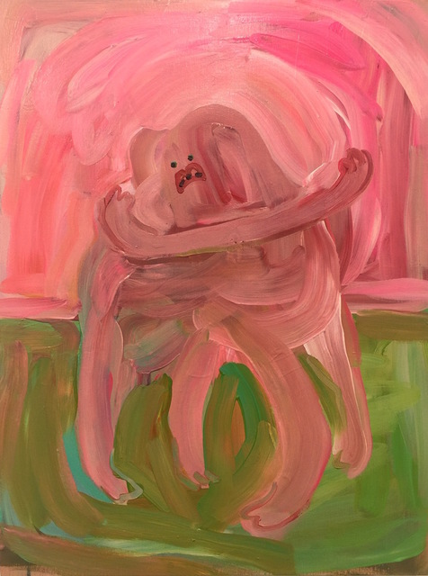 , 'Messy Hug,' 2017, HATHAWAY | Contemporary Gallery
