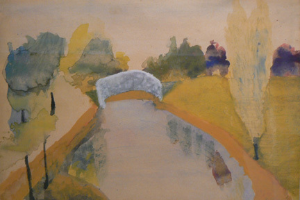 , 'Bridge in City Park,' 1910, Edward Thorp Gallery