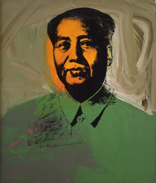 Andy Warhol, 'Mao', 1973, Gagosian