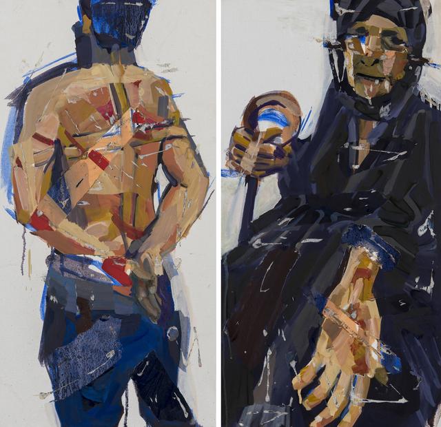 , 'Hill 8,' 2017, Zilberman Gallery
