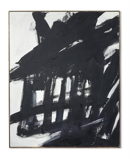 Franz Kline, 'Steeplechase', Christie's