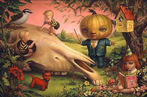 , 'President Pumpkin,' 2008, KP Projects