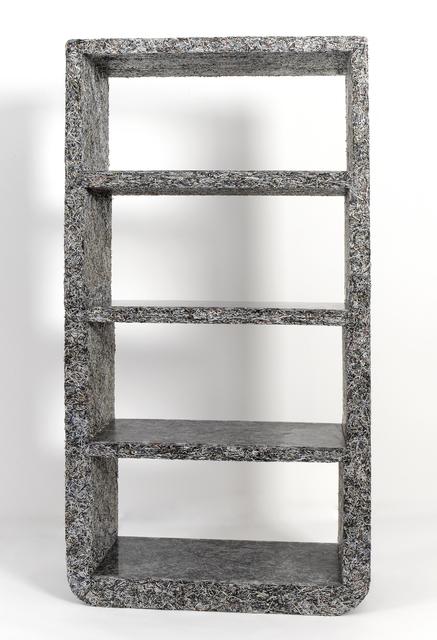 """Jens Praet, 'Shredded """"Elle Decor""""  Library', 2012"""