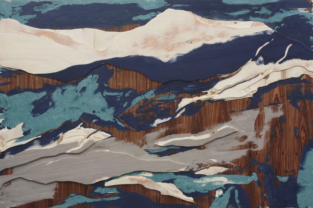 , 'D'eau, de terre et de vent,' 2016, CYNTHIA-REEVES