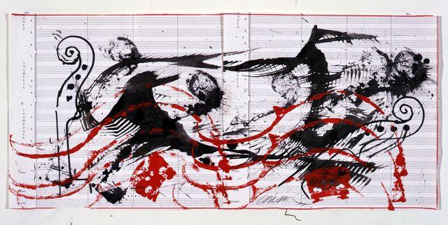 , 'Sentinelle,' 1989, Galerie Ernst Hilger