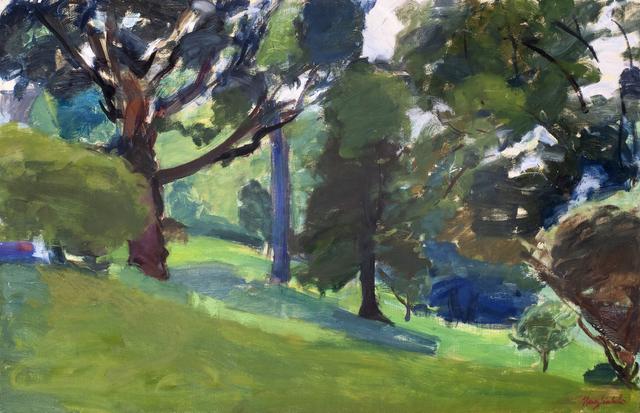 , 'Grey Day, Bedford,' 2019, Valley House Gallery & Sculpture Garden