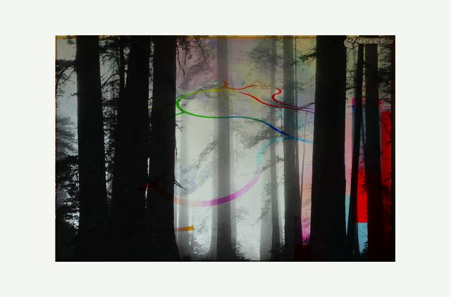 , 'Forest XXIII,' ca. 2018, Artgráfico