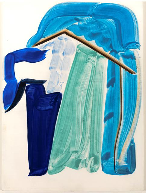 , 'Fringe,' 2014, wallspace_1