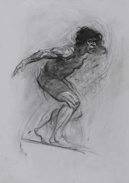 , 'Neanderthal,' , IX Gallery