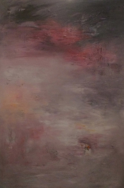 MD Tokon, 'The Foggy Day', 2016, Painting, Acrylic on Canvas, Isabella Garrucho Fine Art