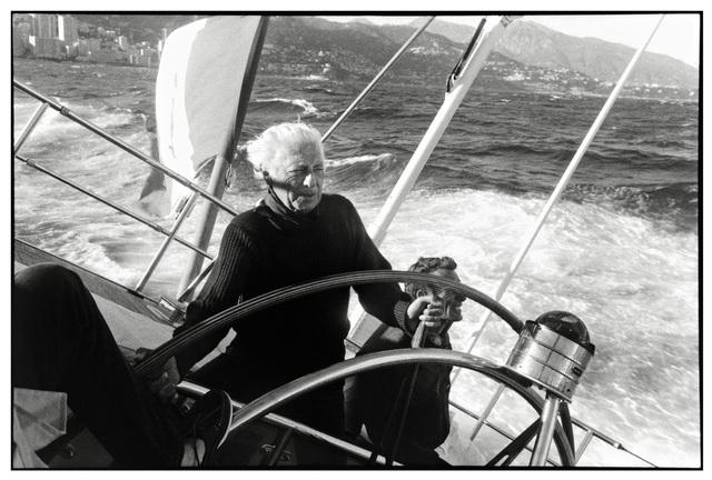 , 'Gianni Agnelli, Antibes, France, 1989,' 1989, Gagosian