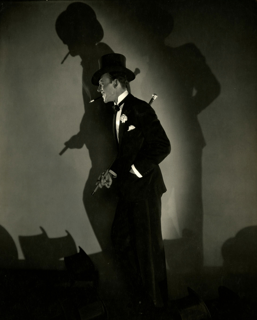 "Edward Steichen, 'Fred Astaire - Top Hat in ""Funny Face""', 1927, Howard Greenberg Gallery"