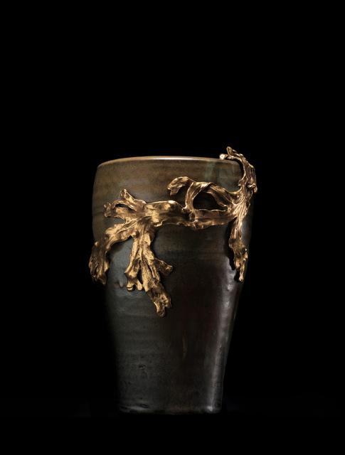 , 'Vase,' 1928, Oscar Graf