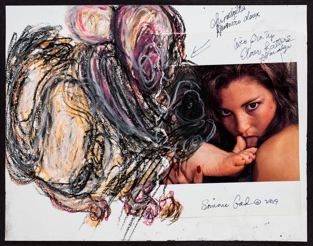 , 'Chinchilla/Elmer Batters,' 2019, Track 16 Gallery