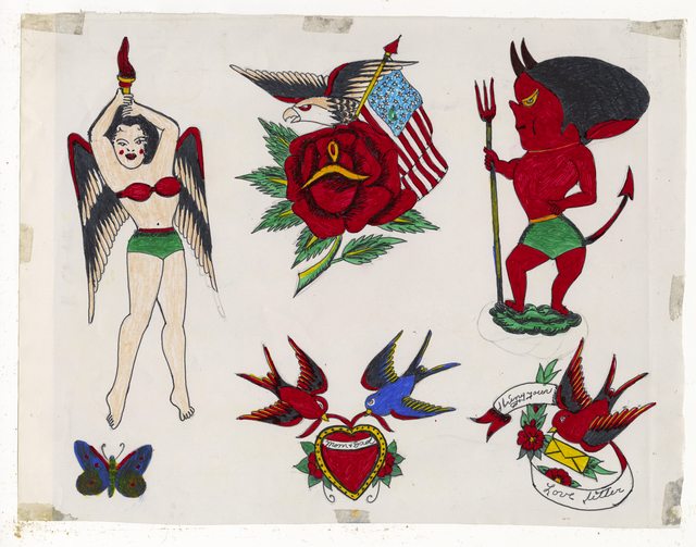 , 'Untitled (Hot Stuff Pinup),' ca. 1950, Ricco/Maresca Gallery