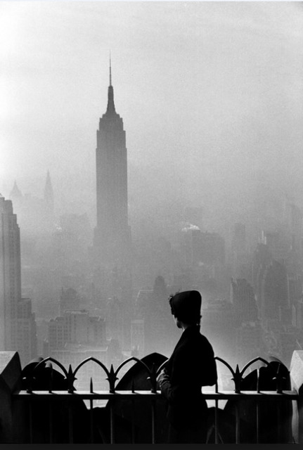 , 'New York City,' 1955, Lumiere Brothers Gallery