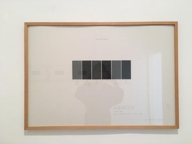 , '6 Part Documenta Collage,' 1982, Annely Juda Fine Art