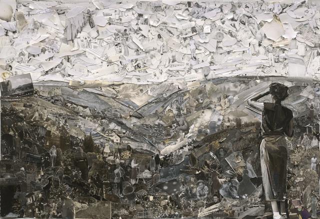 Vik Muniz, 'Over There, Album', 2014, Sikkema Jenkins & Co.