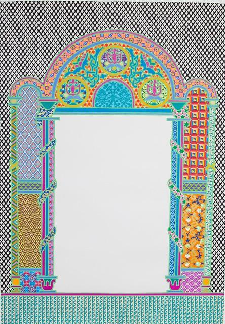 , 'Sin título,' 2016, Galeria Enrique Guerrero
